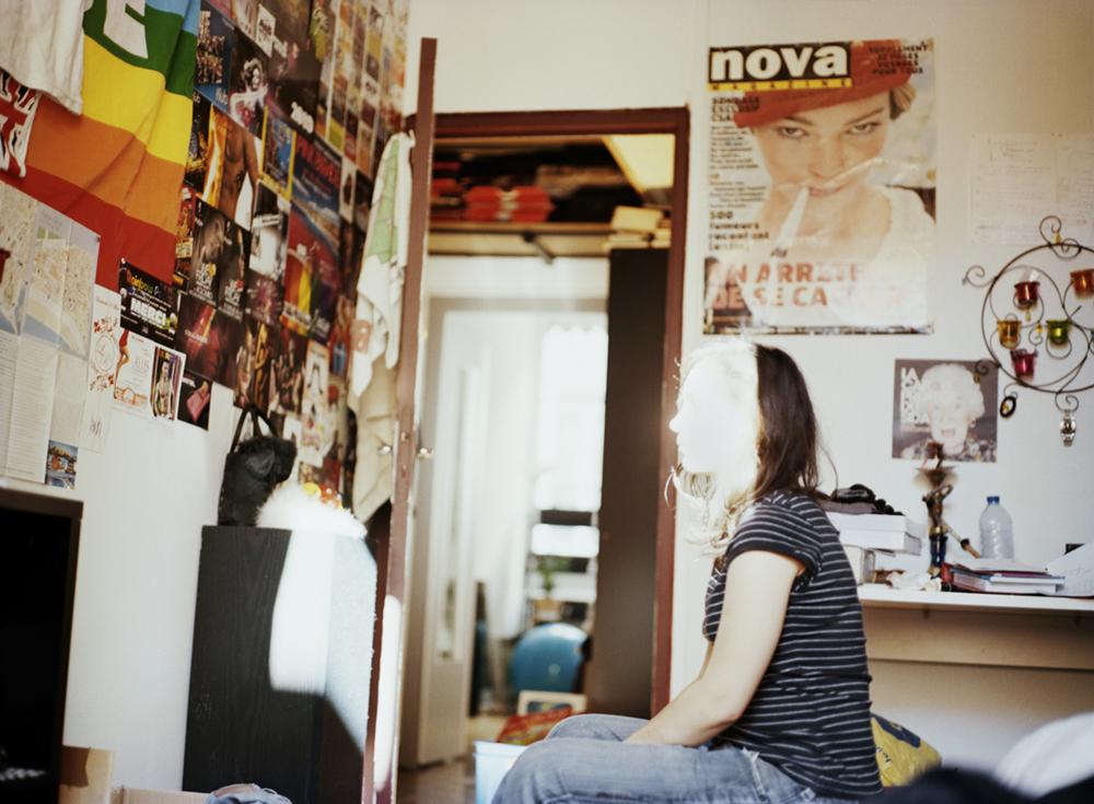 No face no Anaïs | Amandine Mohamed-Delaporte